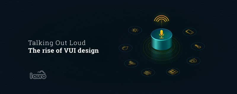 Talking Out Loud: The Rise of VUI Design